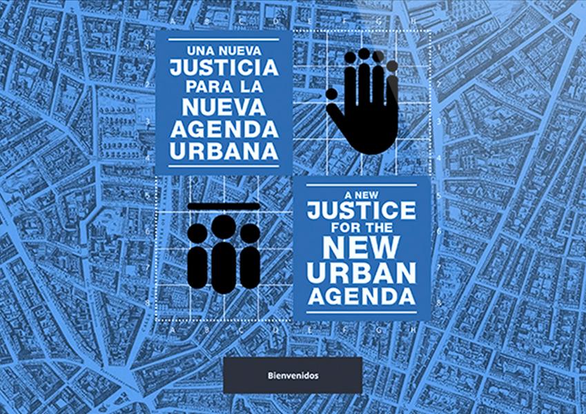 ONU-Habitat Ciudad y justicia