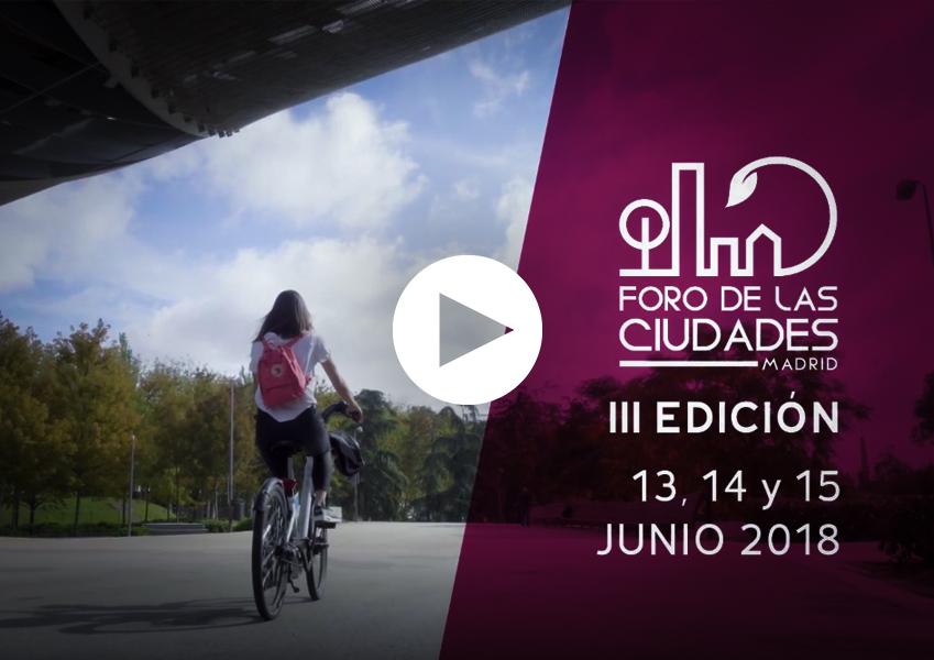 IFEMA - Foro ciudades