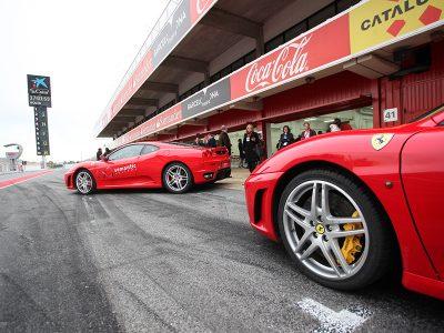 Infor (Ferrari & Montmeló)